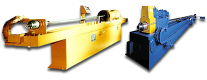 Horizontal Honing Equipment